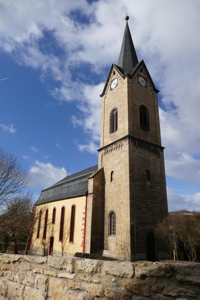 Martinskirche Kunitz